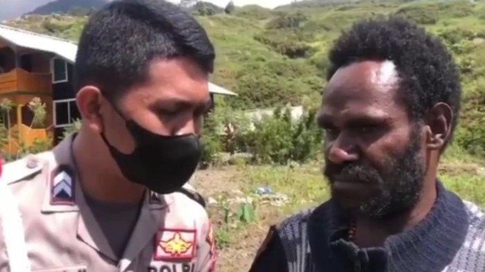 Fakta dan Pengakuan Anggota KKB Papua yang Kembali ke NKRI : Capek, Kelaparan di Tengah Hutan