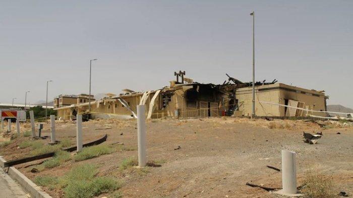 Insiden Kecelakaan Timpa Fasilitas Pengayaan Nuklir Milik Iran