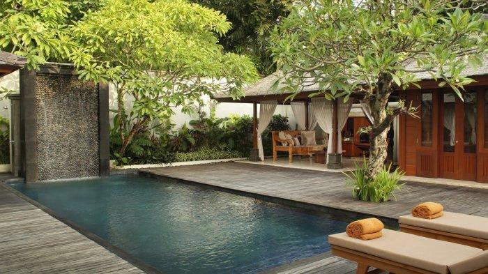 Fasilitas yang ada di Awarta Nusa Dua Luxury Villas & Spa di Bali.