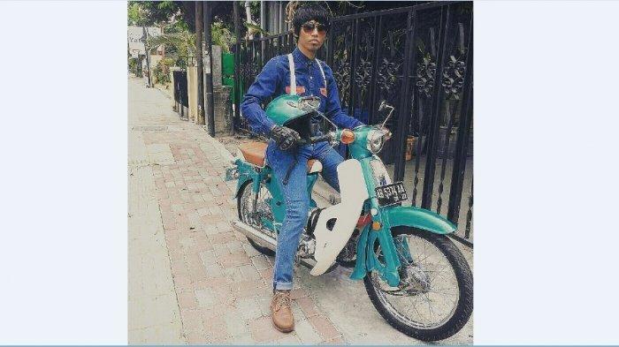 Fayrush Jatuh Hati dengan Motor Tua