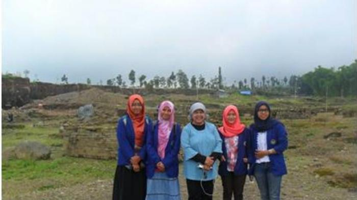 Tim Peneliti UNY Menelusuri Jejak Syailendra di Temanggung