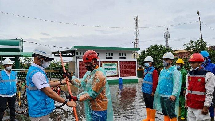 Hari Ketiga Pascabanjir Semarang, 92 Persen Instalasi Kelistrikan Kembali Pulih