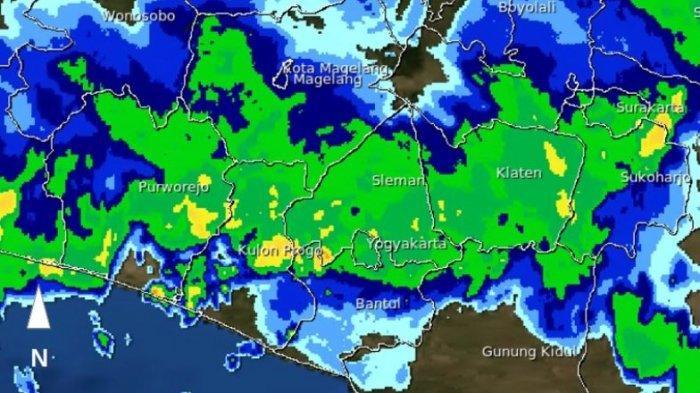 Informasi Citra Radar Cuaca