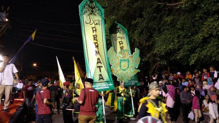 15 Kontingen Ikuti Festival Takbir Keliling Kecamatan Mergangsan Malam Ini