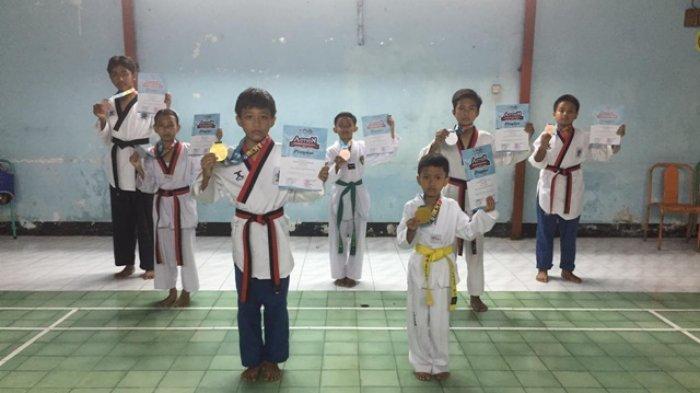 Fighting Soul Tae Kwon Do (FST) Raih Delapan Medali di Kejurnas 2021