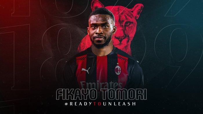 Fikayo Tomori resmi gabung AC Milan dari Chelsea
