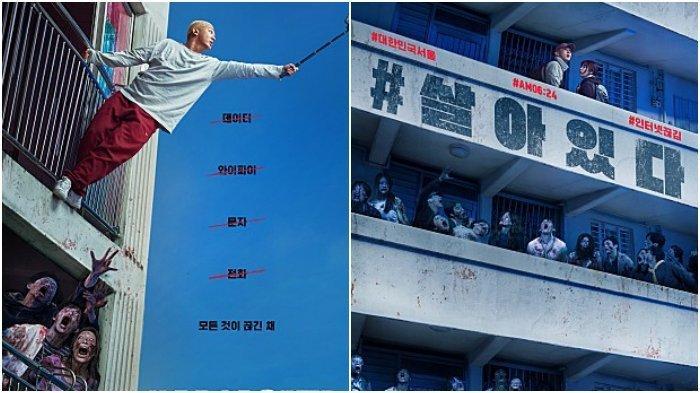 Dua Hari Setelah Penayangan, Film Zombie Alive dari Korea Selatan Jadi Favorit Penonton Netflix