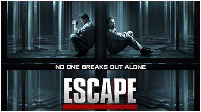 Sinopsis Film Escape Plan di Bioskop Trans TV Malam Ini : Kisah Pelarian Dua Narapidana
