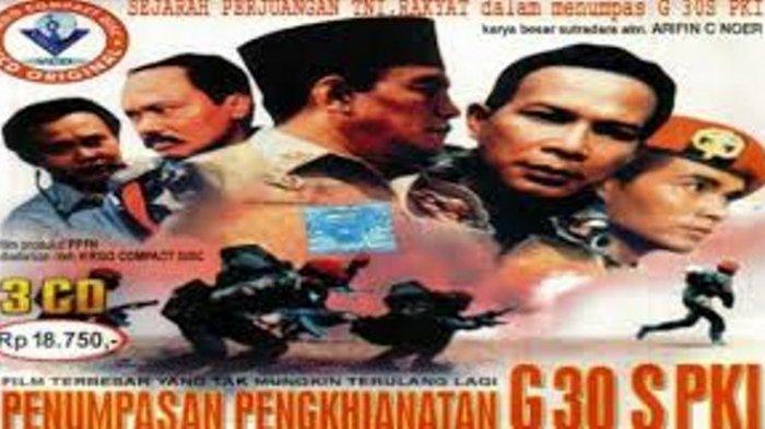 Film G30S/PKI Akan Diputar Hingga di Balai Desa