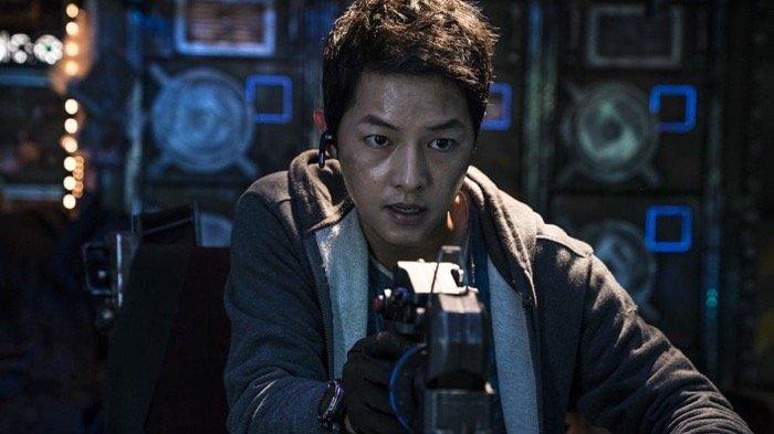 Lonjakan Kasus COVID-19 di Korea Selatan Meningkat,Film Space Sweepers Song Joong Ki Ditunda Lagi