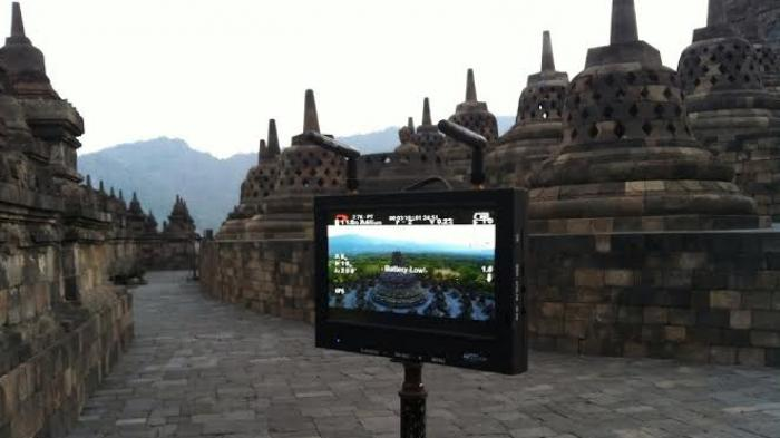 X-Code Films Garap Dua Film Tentang Borobudur