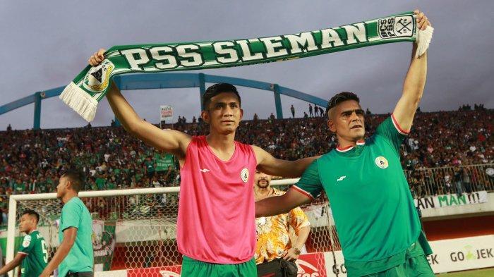 Final Liga 2 PSS Sleman vs Semen Padang, Prediksi Susunan Pemain Kedua Tim