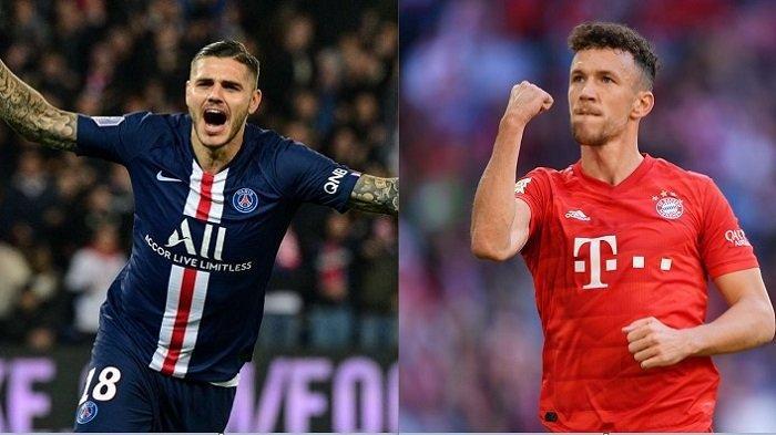 Final Liga Champions PSG vs Bayern Munchen LIVE SCTV, Reuni 2 Bintang Buangan Inter Milan
