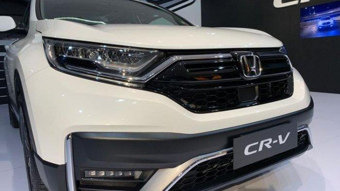 First Impression Honda CR-V facelift