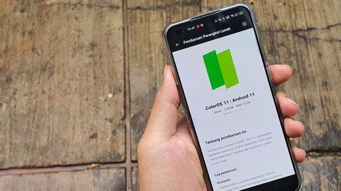 Fitur Terbaru Oppo Reno4 F Setelah Update ColorOS 11 Android 11