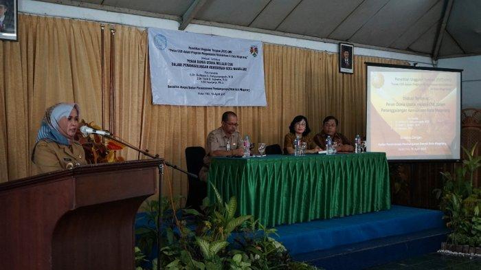 Akademisi dan Peneliti Digandeng Untuk Pecahkan Masalah Kemiskinan di Kota Magelang