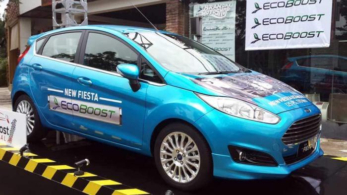 ILUSTRASI - Ford Fiesta EcoBoost