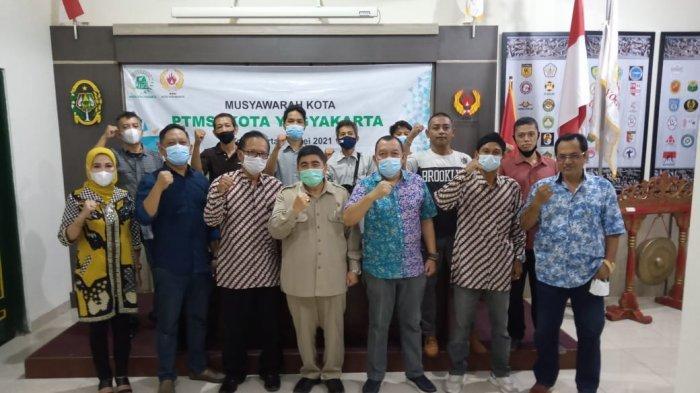 PTMSI Kota Yogyakarta Pilih Rifki Listianto Sebagai Ketua Baru Secara Aklamasi