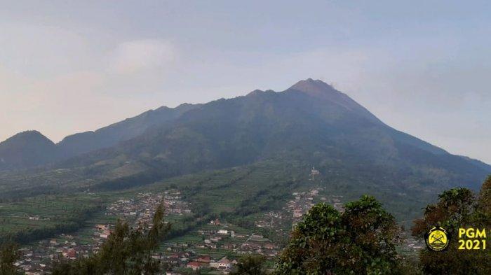 UPDATE Gunung Merapi, Dalam 12 Jam Terakhir Aktivitas Vulkanik Terpantau Melandai