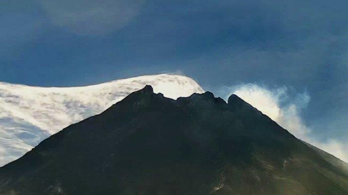 Intensitas Kegempaan Gunung Merapi Kembali Meningkat, Laju Deformasi 2 Cm/Hari