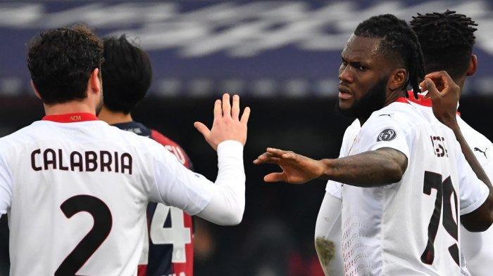 AC Milan Dihubungi PSG, Siap Tawar Nego Franck Kessie Pada Transfer Januari
