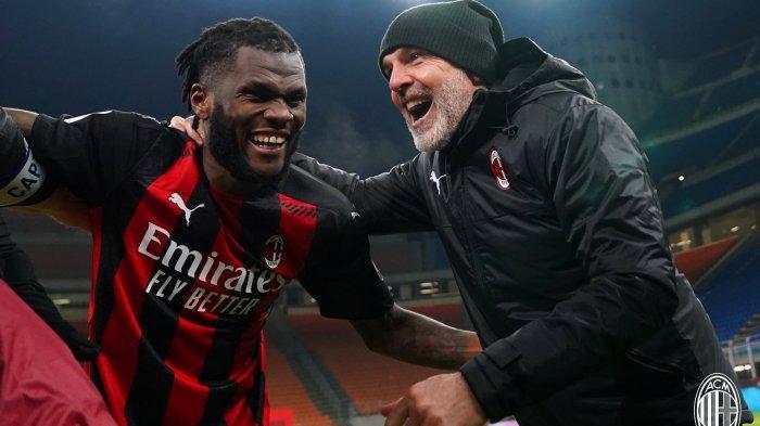 AC MILAN: Persoalan Negosiasi Rossoneri dengan Franck Kessie