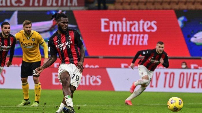 Alasan Gelandang AC Milan Franck Kessie Ingin Bertahan di San Siro
