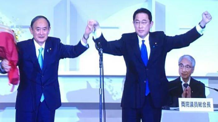Fumio Kishida Terpilih jadi PM Jepang ke-100, Menangi Pemilihan Presiden Partai LDP