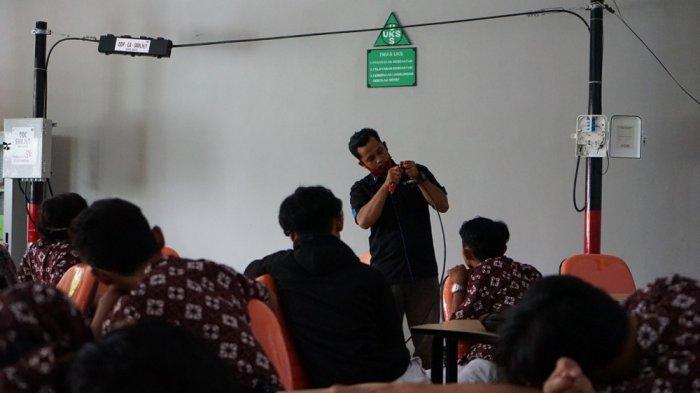 G Media Gelar CSR Project Based Learning untuk Siswa SMK Muhammadiyah 3 Yogyakarta
