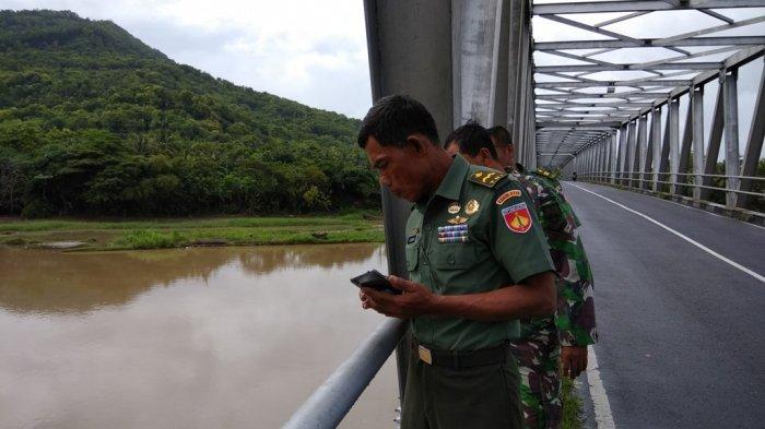 Gadis Muda Diduga Dibuang dari Atas Jembatan Kretek, Ia Ditemukan Warga yang Mendengar Jeritannya