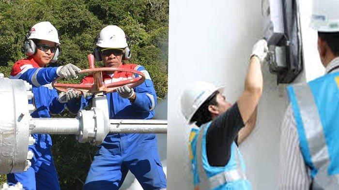 Perbandingan Besaran Gaji Karyawan Pertamina dan PLN, dari ...