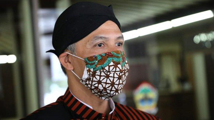 Ganjar Pranowo Terkesan pada GeNose C19 Buatan Tim UGM Yogyakarta,