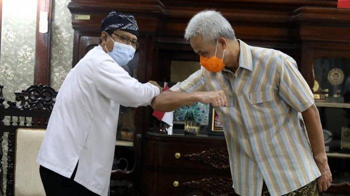 Ganjar Pranowo Terpilih Menjadi Ketua Umum Persatuan Radio TV Publik Daerah se-Indonesia