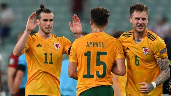LINK Tayang EURO 2020 Wales vs Denmark, Live RCTI Pukul 23.00 WIB Malam Ini, Prediksi Line Up