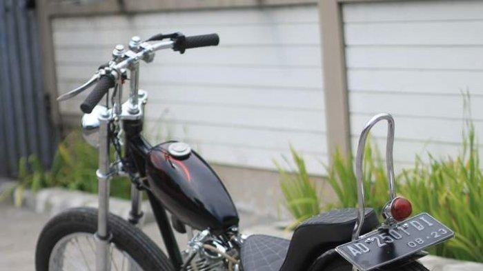 Djoened Garage Jadikan Yamaha Scorpio Skinny Chopper - gaspol-scorpio.jpg