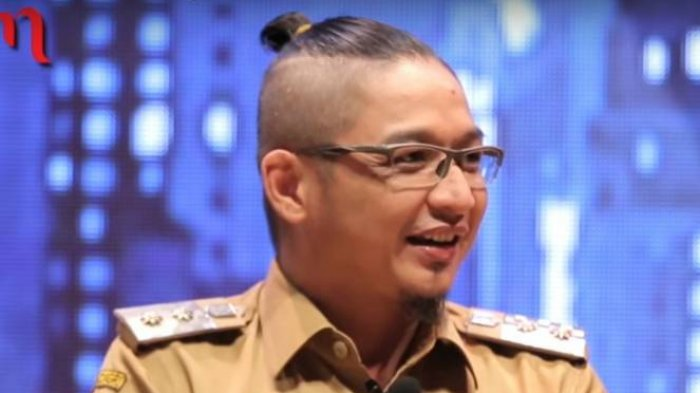 Gaya rambut Skin Fade ala Pasha