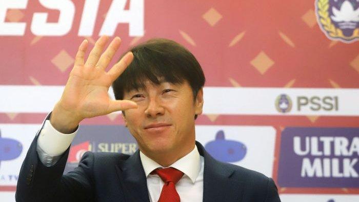 Shin Tae-yong Sumbangkan Rp1,4 Miliar untuk Warga Korsel yang Terjangkit Virus Corona