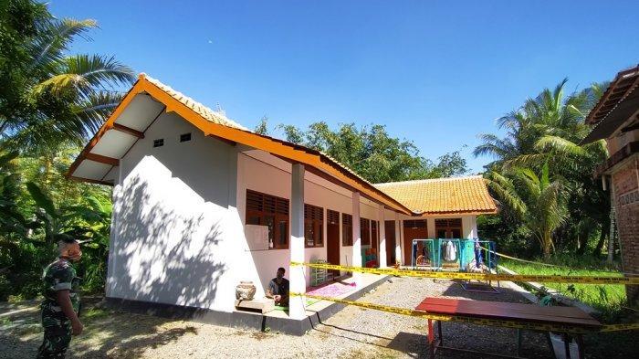Warga Dusun Temonan Mengalihfungsikan Gedung Paud Jadi Lokasi Karantina Mandiri