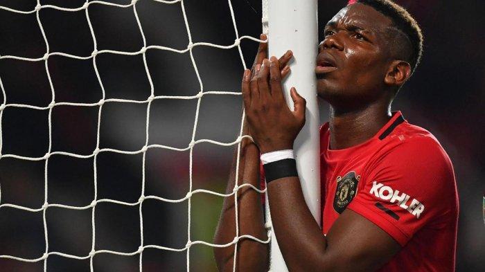 Paul Pogba Beri Petunjuk tentang Masa Depannya di Manchester United