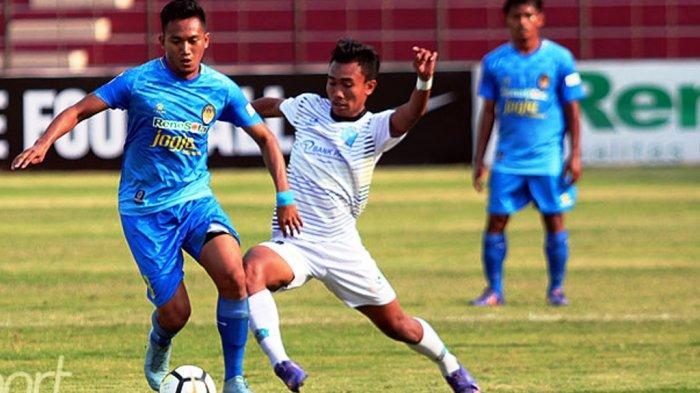 Begini Arti Suporter Bagi Gelandang PSIM Yogyakarta Raymond Tauntu