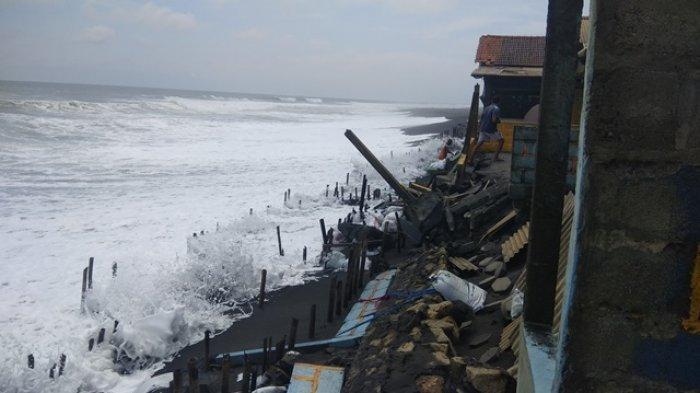 Sirkulasi Siklonik Dekati DIY, BPBD Imbau Masyarakat di Pesisir Waspadai Potensi Gelombang Tinggi