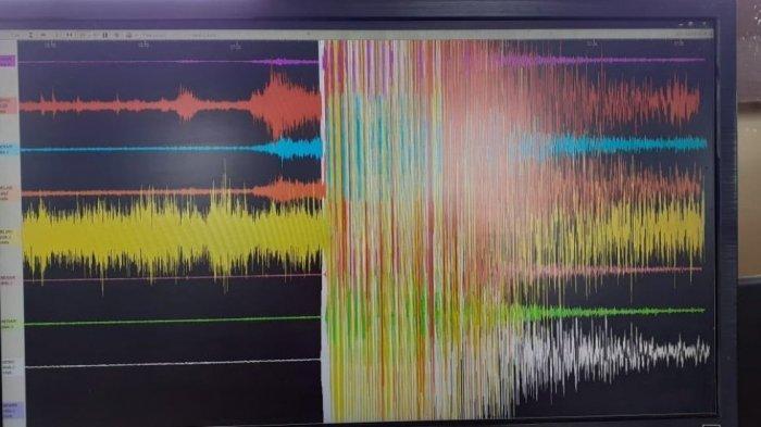 Gempa Selatan Jawa M=6,1 Terasa di Semua Pos Pengamatan Merapi