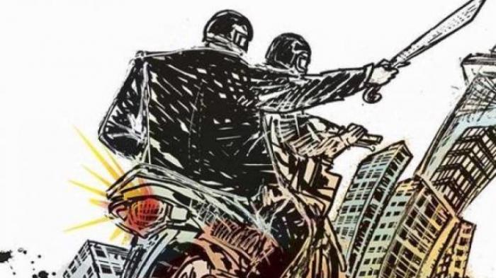Kronologi Geng Motor Moonraker Ngamuk di Bintaro, Teriak Wanien Lalu Serang Warga Hingga Tewas