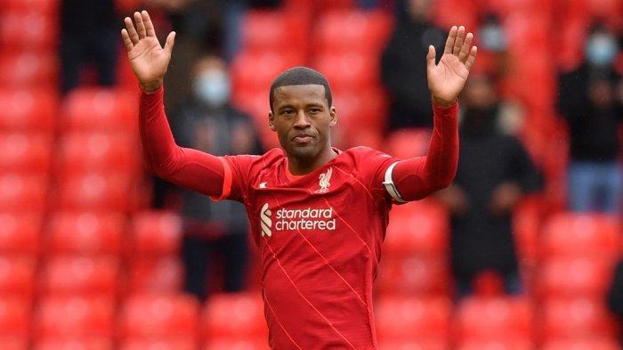 UPDATE Pemain Masuk Keluar Liga Inggris Setelah Liverpool Lepas Wijnaldum