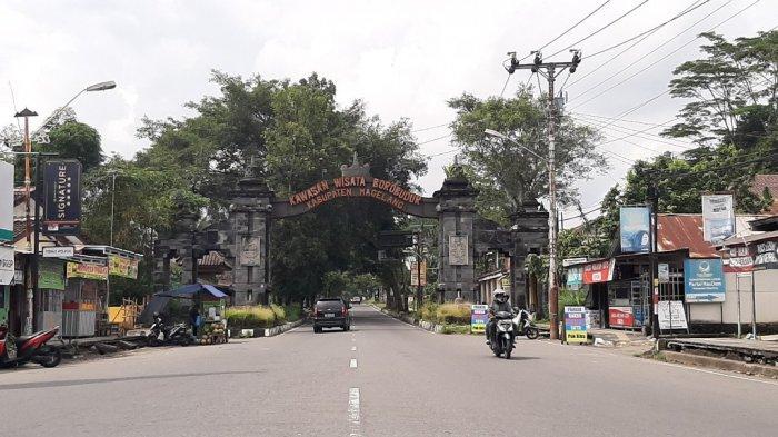 Gerbang 'Kalpataru' Menuju Kawasan Super Prioritas Borobudur Magelang Akan Segera Dibangun