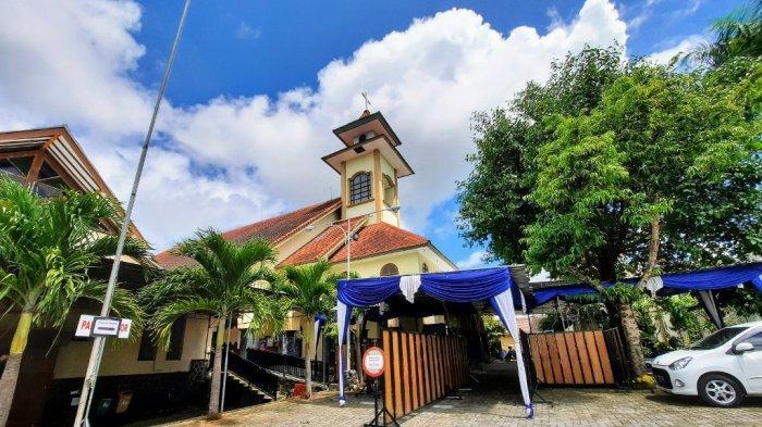 Cegah Klaster Covid-19, Gereja di Gunungkidul Pilih Batasi Jumlah Umat Ibadat Natal