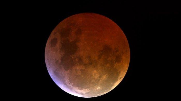 Penjelasan Ilmiah Tentang 'Super Blue Blood Moon', Fenomena Alam yang Super Langka