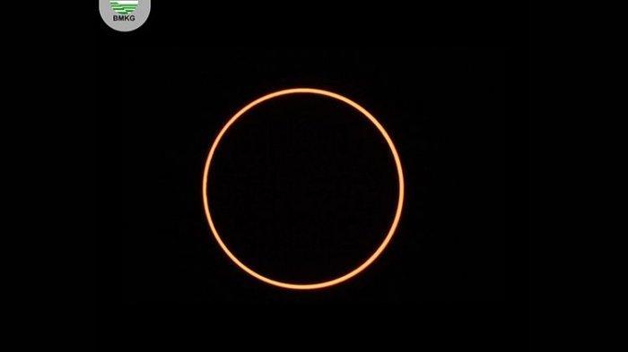 Link Live Streaming Gerhana Matahari Cincin Sore Ini, Cek di LINK Ini Mulai Pukul 16.00 WIB