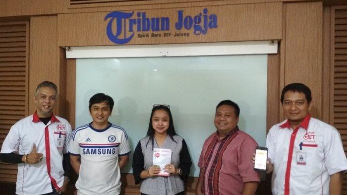 Get Indonesia Ramaikan Usaha Transportasi Online di Yogya