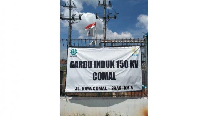GI 150 kV Comal Berhasil Energize, Pasokan Listrik Jawa - Bali Semakin Andal